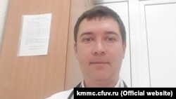 Врач-кардиолог Дмитрий Митрушкин