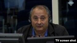 Mićo Gavrić tokom svjedočenja 5. srpnja 2013.