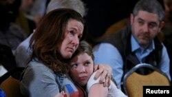 Ҳиллари Клинтон мағлубиятини кўплаб америкаликлар афсус билан қабул қилди.