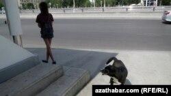 Aşgabat (arhiw suraty)