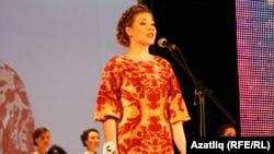 Туймазы сылуы Алина Гыйльманова