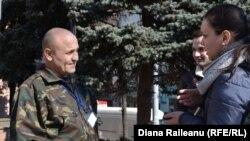 Ivan Hrapko, intervievat de Diana Raileanu