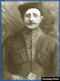 Основоположник аварской литературы Махмуд