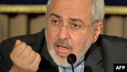 Иран сыртқы істер министрі Джавад Зариф.