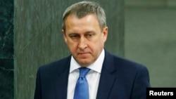 ИО министра иностранных дел Украины Андрей Дешица