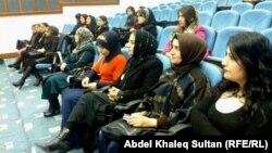دهوك:مشاركات في اجتماع لجنة دعم الصحفيات