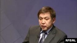 Эркин Алымбеков.