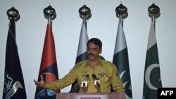 Речник армії Пакистану генерал-майор Асіф Ґафур