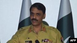 ميجر جنرل آصف غفور: د افغان چارواکو څرګندونې غيرضروري دي