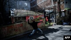 İstanbul, arxiv fotosu