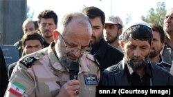 سعید قاسمی از فرماندهان جریان حزبالله در مراسم تشییع جنازه حسین هاشمی شرکت کرده بود.