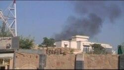 Ответственность за нападение на президентский дворец в Кабуле взяло на себя движение Талибан
