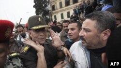 Антиправительственные демонстрации в Египте
