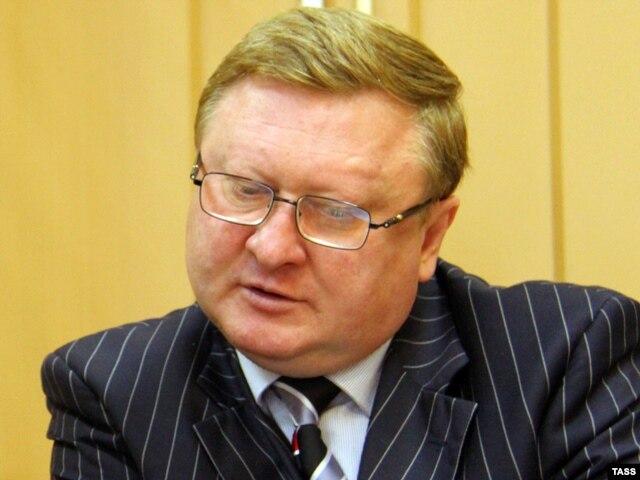 Владимир Жеребенков