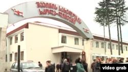 Батумидеги Рефайддин Шахин атындагы түрк лицейи.