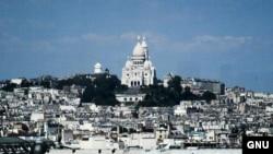 В начале XX века район Парижа на холме Монмартр был одним из центров мировой культуры