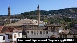 Han Sarayı, Bağçasaray, 2018 senesi aprel ayı