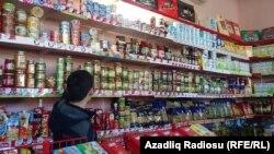 Azərbaycanda market