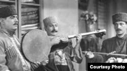 Xan Şuşinski, Bəhram Mansurov, Tələt Bakıxanov