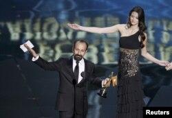 Asghar Farhadi osvojio je Oskara za najbolji film van engleskog govornog područja