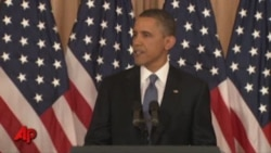 Obama Addresses 'Arab Spring' In Keynote Speech