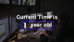Current Time Is One Year Old