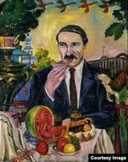 Чайная цырымонія, аўтар Артур Клінаў