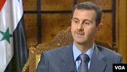 Башор Асад - президенти Сурия