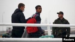 مهاجران غیرقانونی از یونان به ترکیه بازگردانده میشوند.