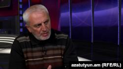 Секретарь фракции АНК Арам Манукян(архив)