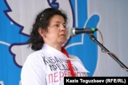 Елена Семенова, гражданская активистка.