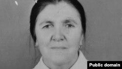 Фадиме-Шерфе Сейтхалилова. г. Фергана, 1979 год
