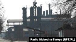 Фабриката Југохром во Јегуновце