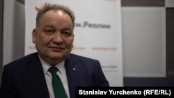 Глава правления Крымскотатарского ресурсного центра Эскендер Бариев