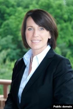 Ірина Веріті, представник громадських лобістів у Конгресі США