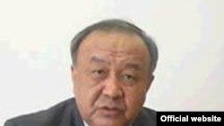 Эсенгул Өмүралиев, Кыргызстандын мурдагы вице-премьер-министри.
