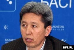 Вице-президент казахстанской Независимой ассоциации предпринимателей Тимур Назханов.