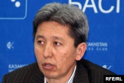 Кәсіпкер Тимур Назханов. Алматы, 3 шілде 2009 жыл.