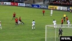 Azərbaycan-İspaniya oyunu, 9 iyun 2009