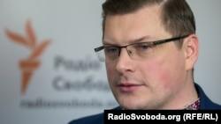 Сергій Костинський, член Нацради з питань телебачення та радіомовлення