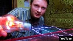 Александр Крюков, Украина (креативный дуэт Kreosan). Фото приведено в иллюстративных целях