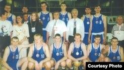 Беларускія чэмпіёны моладзевага першынства Эўропы