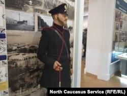 Экспонат в Музее истории МВД