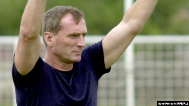 Božović je danas fudbalski menadžer