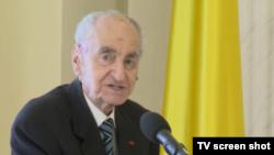 Senatorul liberal Mircea Ionescu Quintus avea 100 de ani