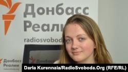 Наталья Чоботок, студентка Национального университета «Киево-Могилянская академия»