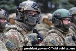 Українські спецпризначенці