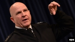 U.S. national security adviser H.R. McMaster (file photo)