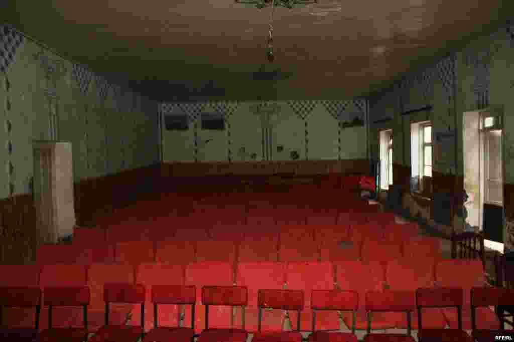 Saatlı rayonunda mədəniyyət evi #4
