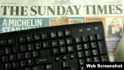 «The Sunday Times»